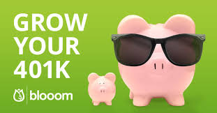 Blooom piggy bank logo